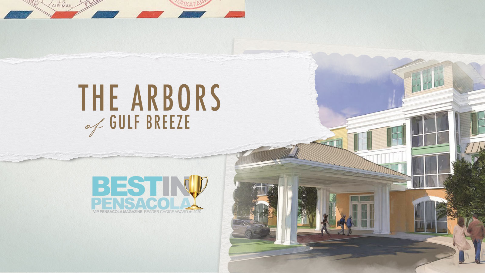 The Arbors of Pensacola Voted Best Senior Living Community in Pensacola FL